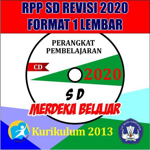 Rpp Matematika Kelas 5 Daring Cd Rpp Revisi 2020